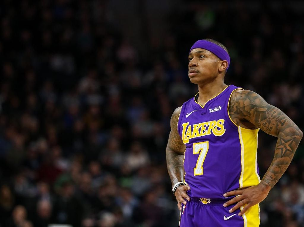 Isaiah Thomas di Lakers: Lebih Oke Saat Jadi Sixth Man