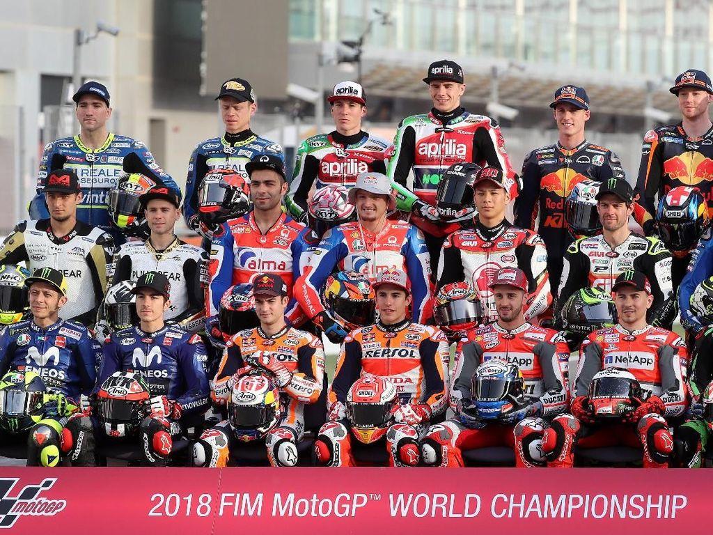 Tonton Live Streaming MotoGP di detikSport