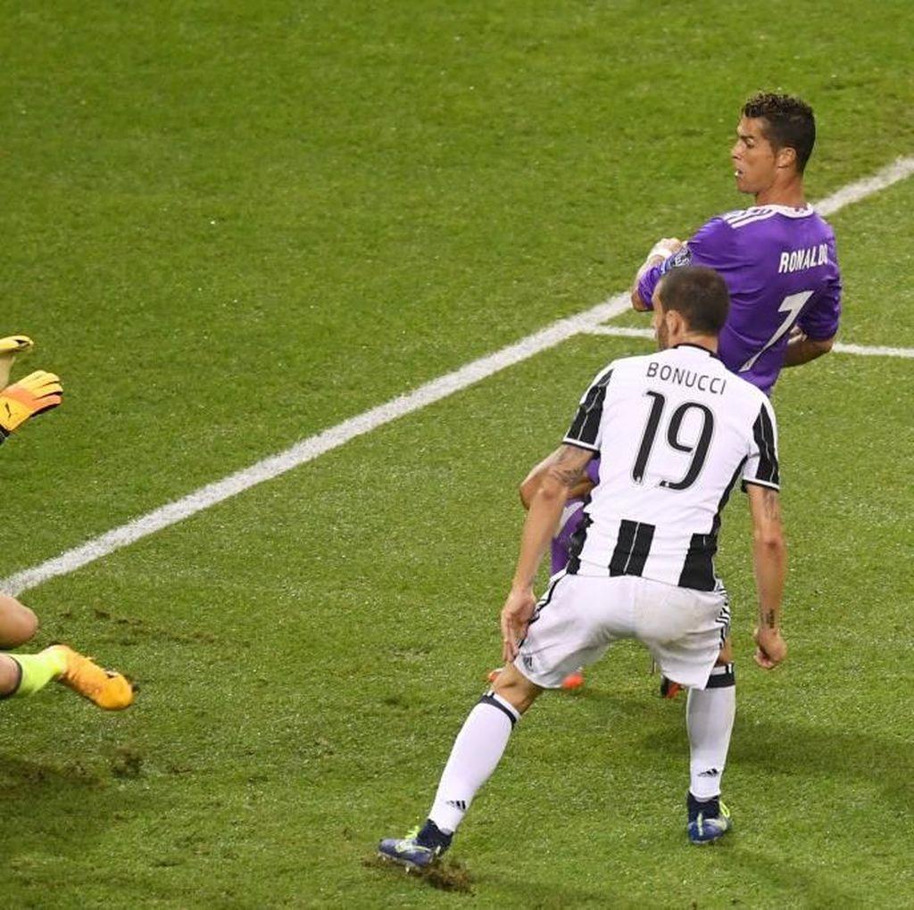 Juventus dan Ancaman Besar dari Ronaldo