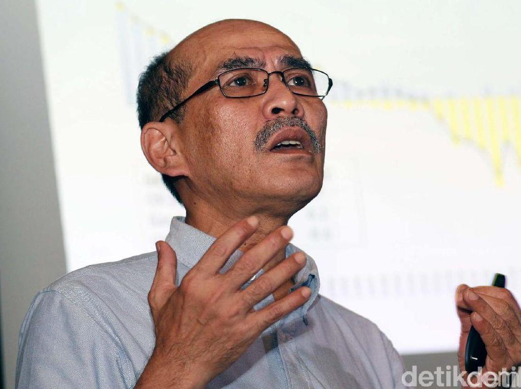 Faisal Basri Ramal Ekonomi RI Baru Positif di Kuartal II-2021