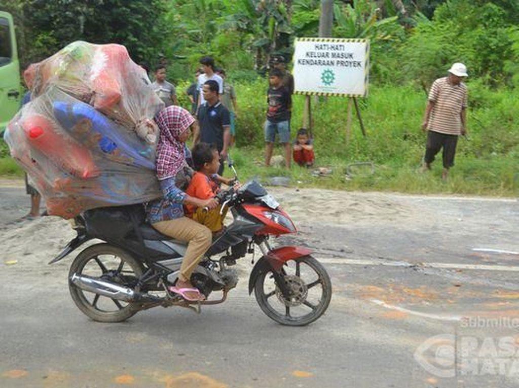 The Power of Emak-emak, Bawaannya Gede Banget!