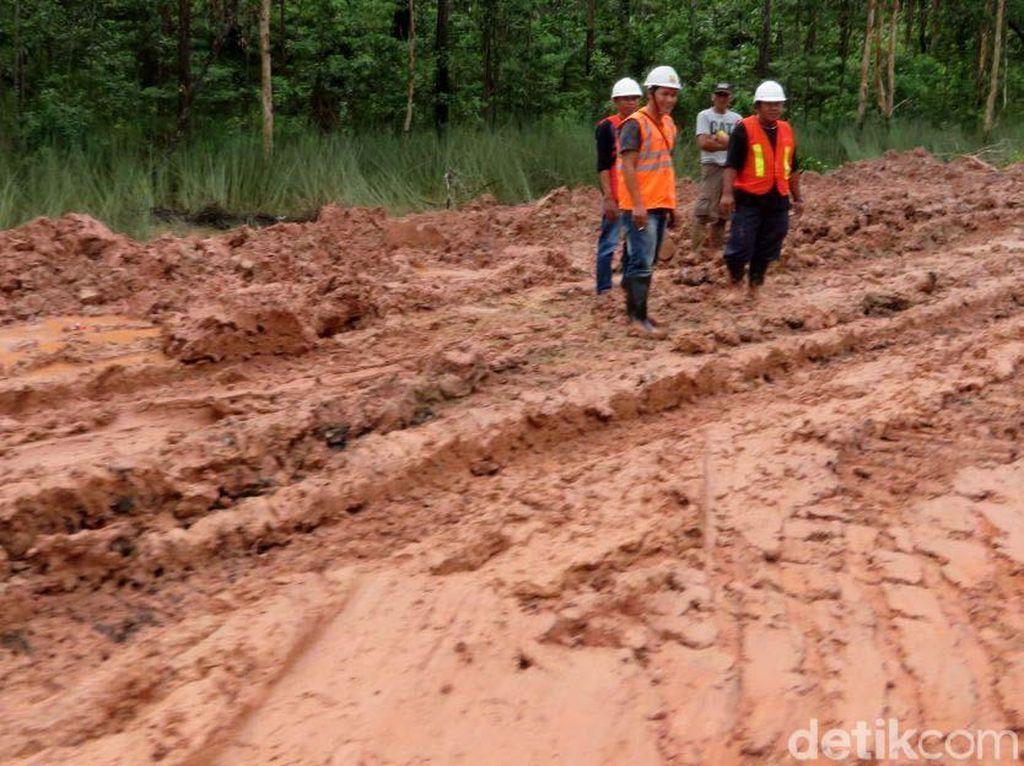 Jalan Trans Papua Rusak, Menteri PUPR: 4 Bulan Rampung Diperbaiki