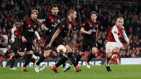 Bukti Arsenal Bisa Lawan Tim-Tim Teratas di Eropa