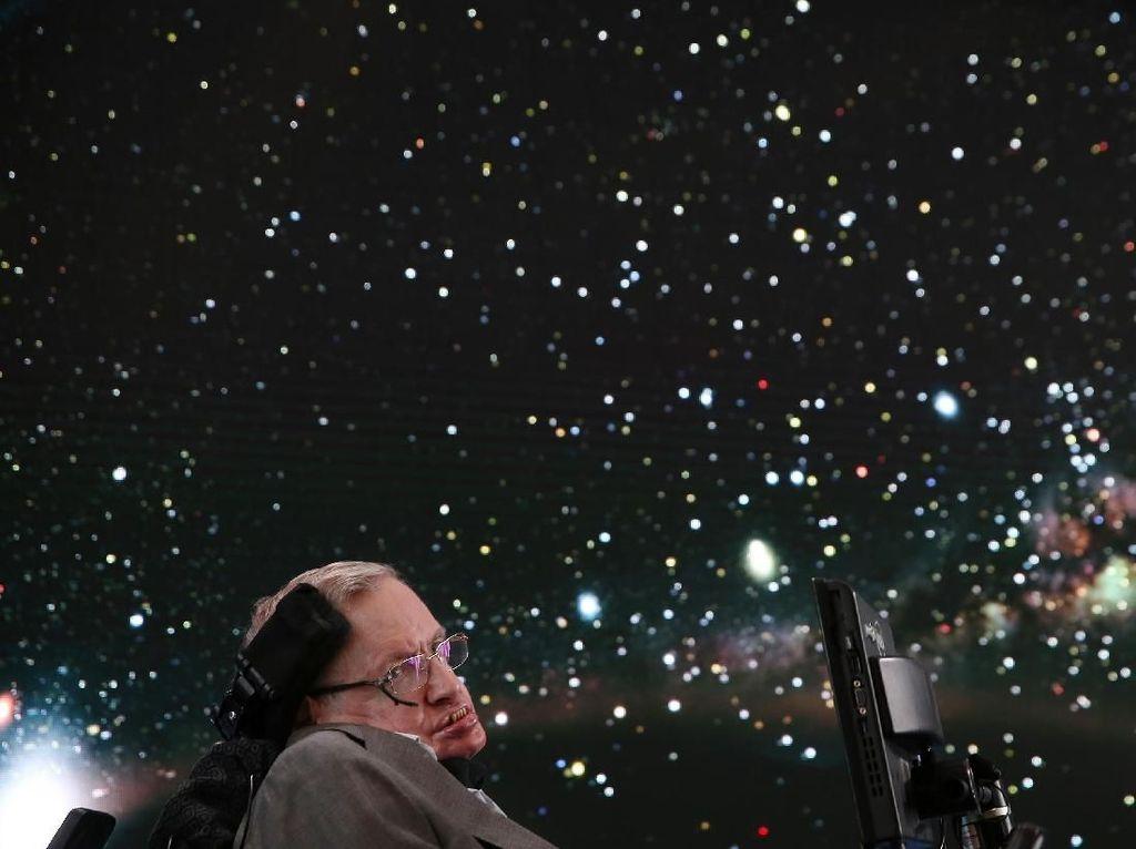 Peninggalan Terakhir Stephen Hawking dan Paradoks Multiverse