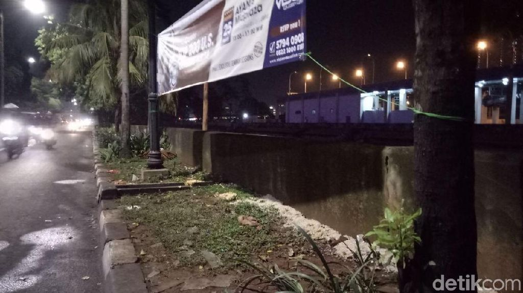 Lokasi Tabrak Lari Suradi hingga Terseret Mobil di Dekat Shangri-La