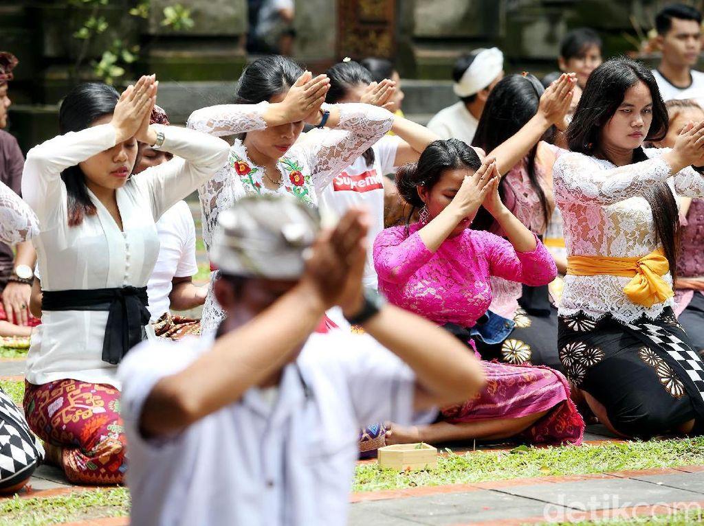 Hari Raya Nyepi Momen Umat Hindu Kembali ke Titik Nol