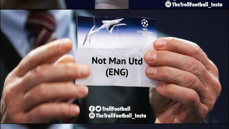 Meme-meme Lucu Undian Perempatfinal Liga Champions