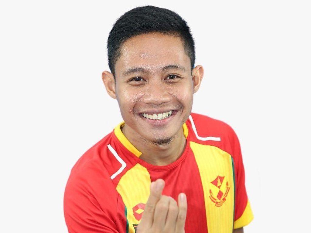 Evan Dimas Cetak Gol Perdana untuk Selangor FA