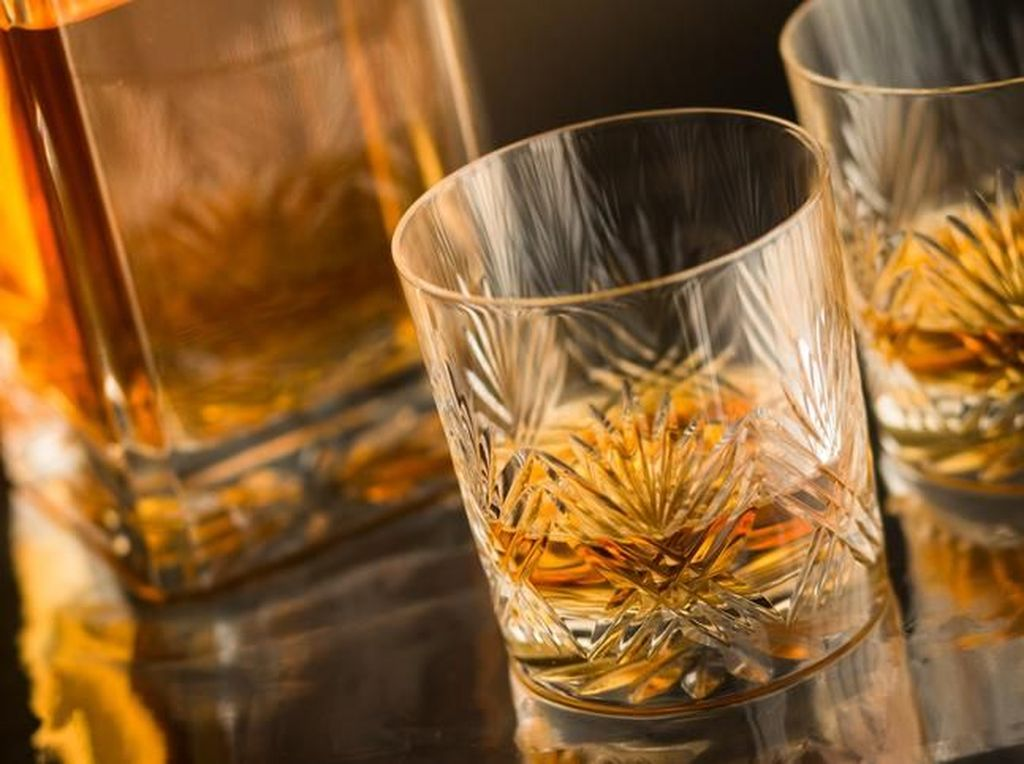 Whisky Hotel yang Istimewa, Punya Fasilitas Air Mancur Wiski