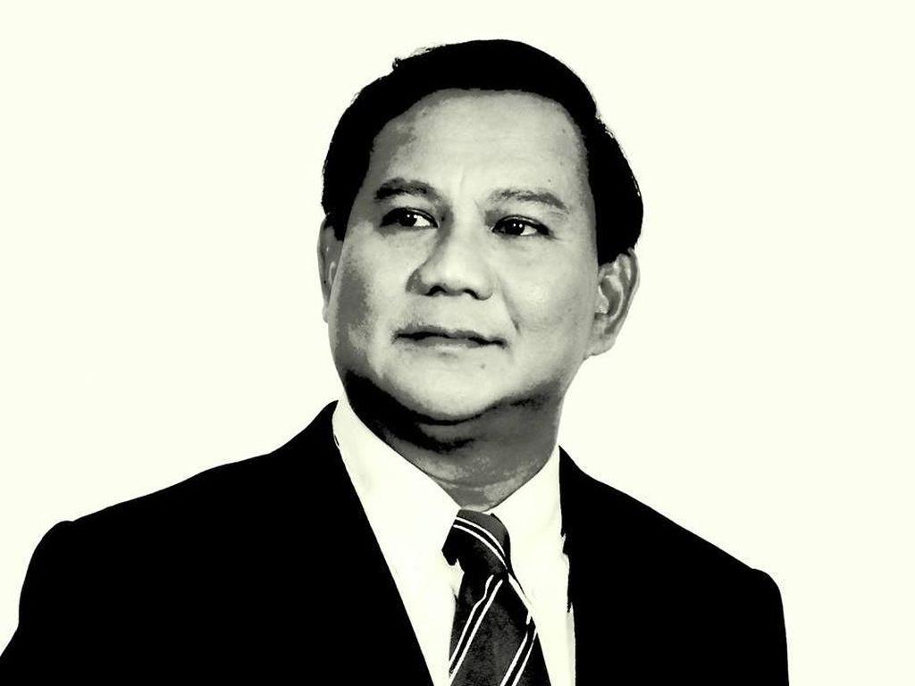 Cerita Prabowo Tanpa Negara dan Momen Ingin Pulang dari Yordania