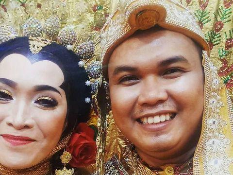 Kisah Haru Pria di Makassar yang Istrinya Meninggal 5 Hari Setelah Menikah