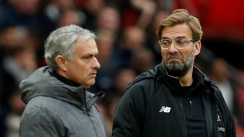 Klopp Sebut Liverpool vs City sebagai Undian Impian Fans MU