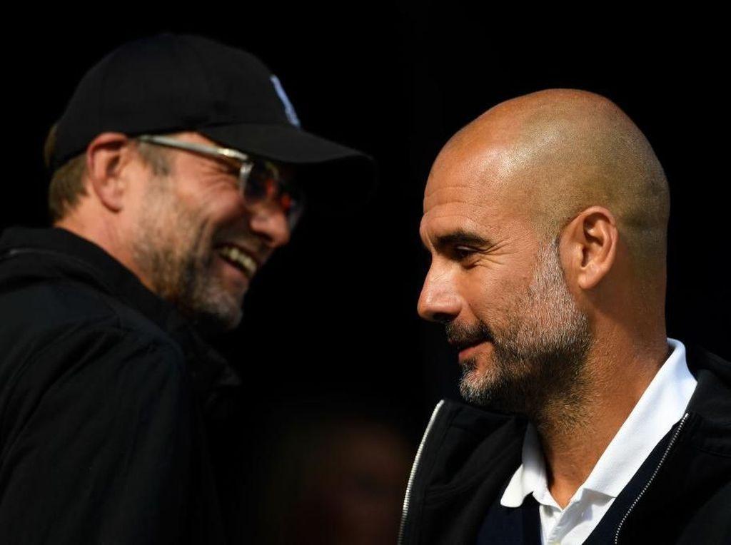 Jadwal Siaran Langsung Manchester City vs Liverpool Malam Nanti