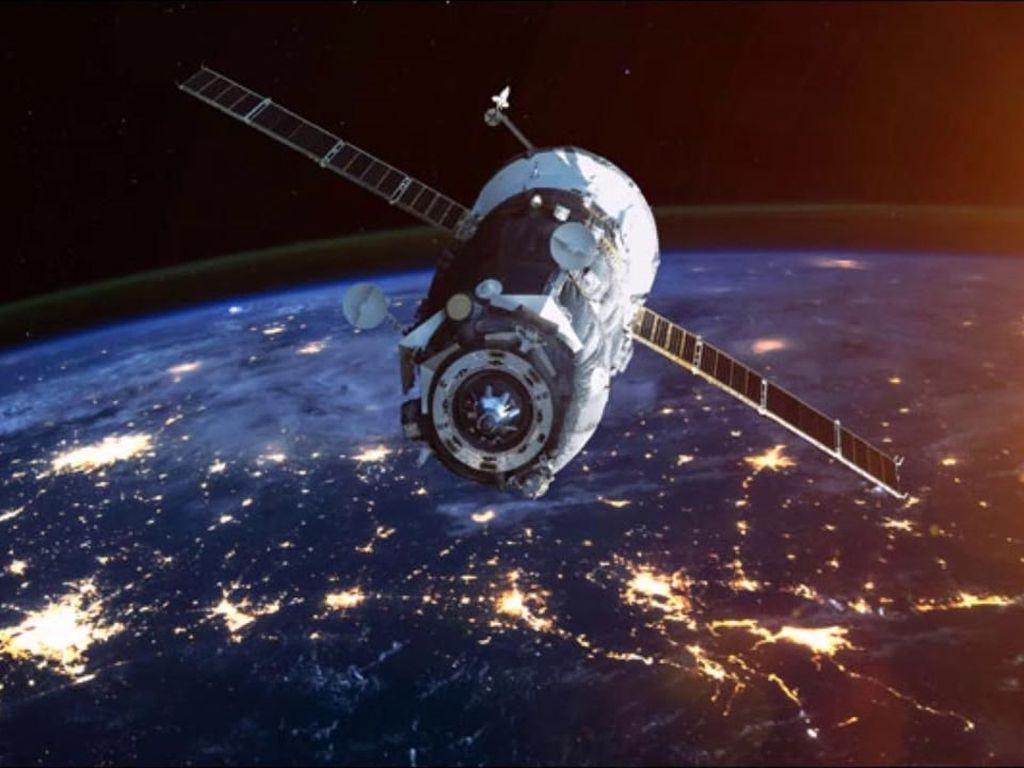 Jatuhnya Stasiun Antariksa China Masih Diselimuti Misteri