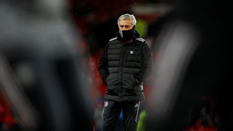 Kerap Kritik Pemainnya, Mourinho Sadar Bisa Kehilangan Kendali di Ruang Ganti MU