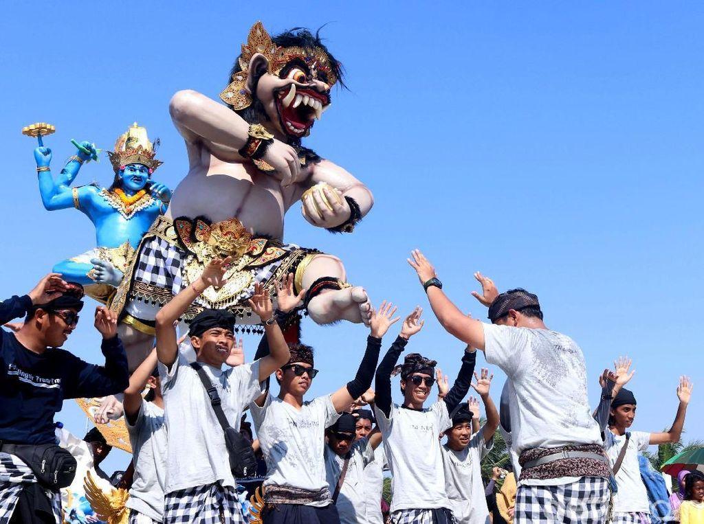 Pawai Ogoh-Ogoh di Bali Tetap Bisa Dilaksanakan dengan Syarat