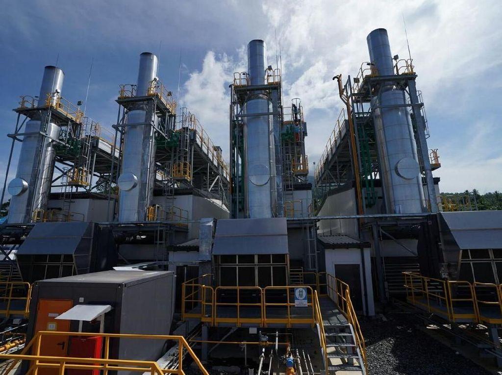 Konstruksi Rampung 6 Bulan, PLTMG Ternate 30 MW Beroperasi