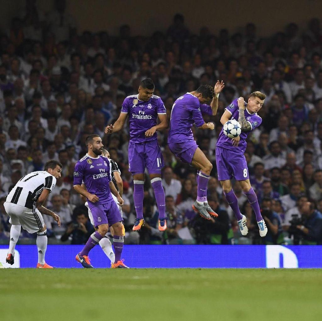 Juventus Diyakini Bisa Mengatasi Real Madrid