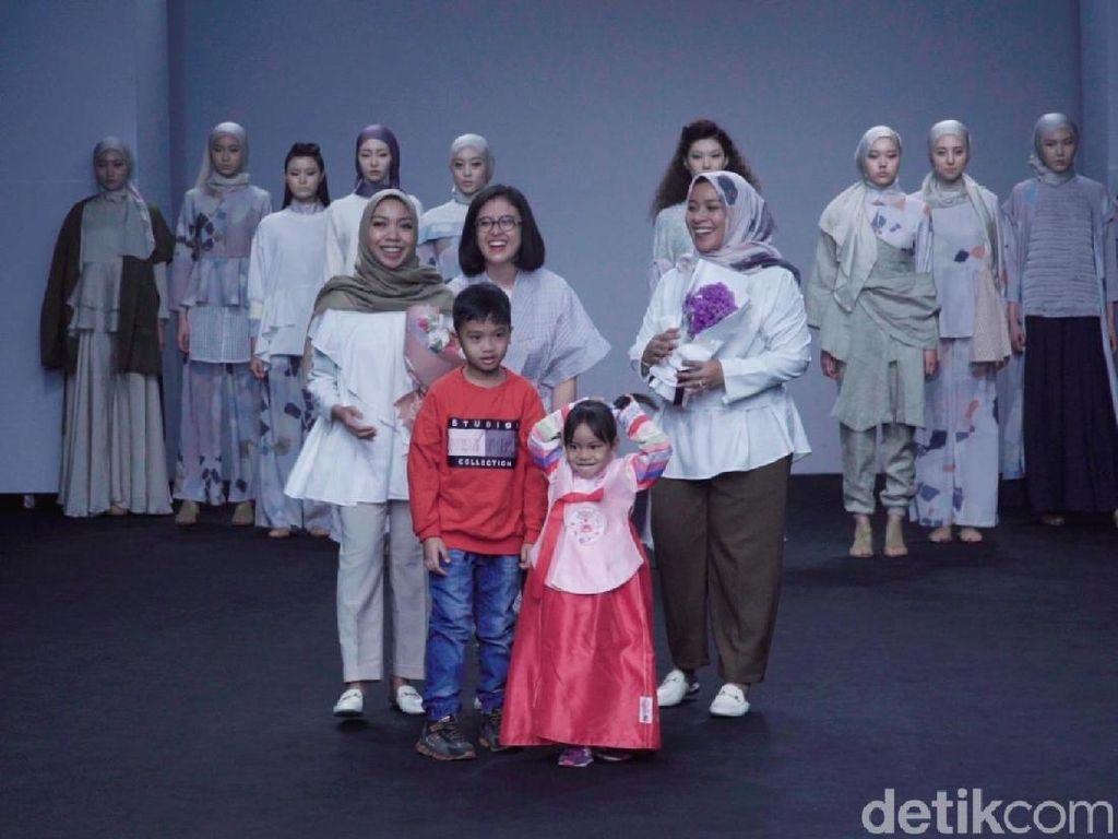 Desainer Indonesia KAMI Sukses Pamerkan Busana Rumahan di Korea
