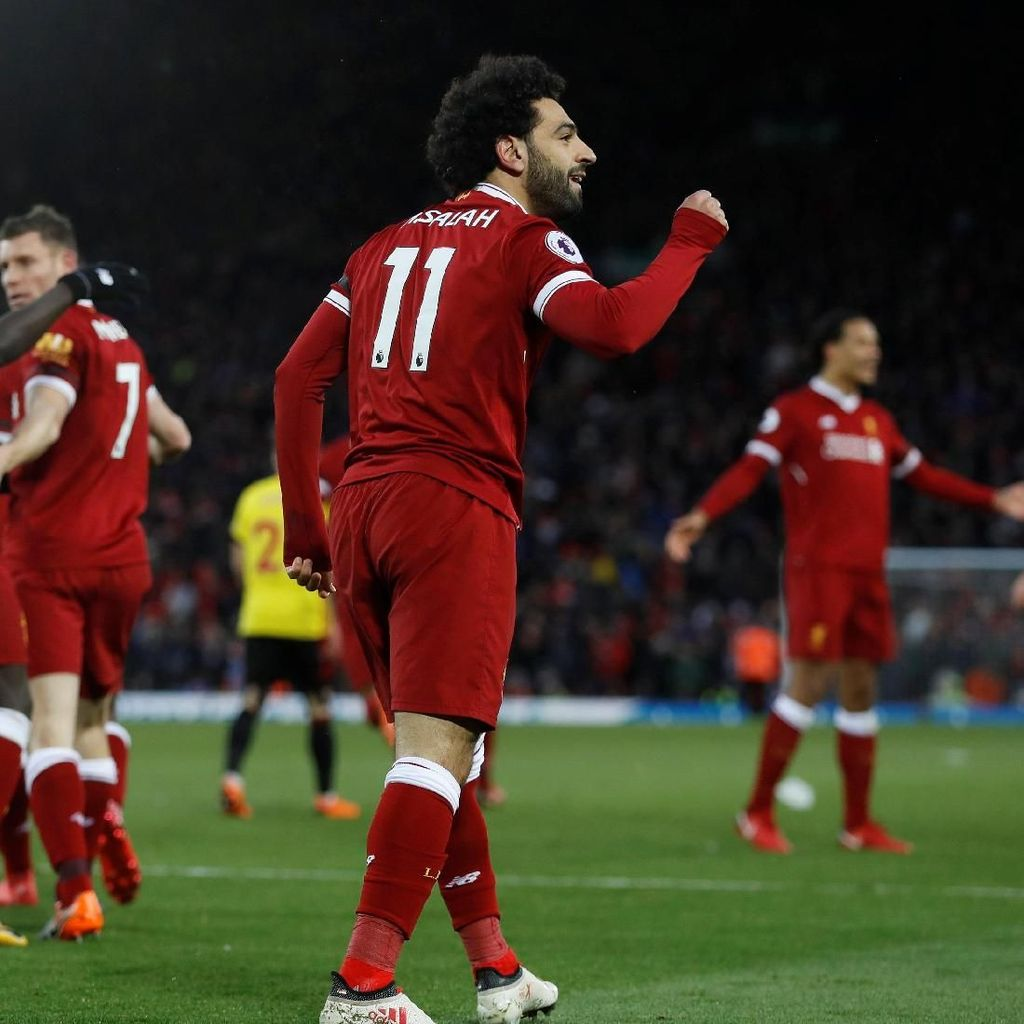 Foto: Liverpool Bintang Lima