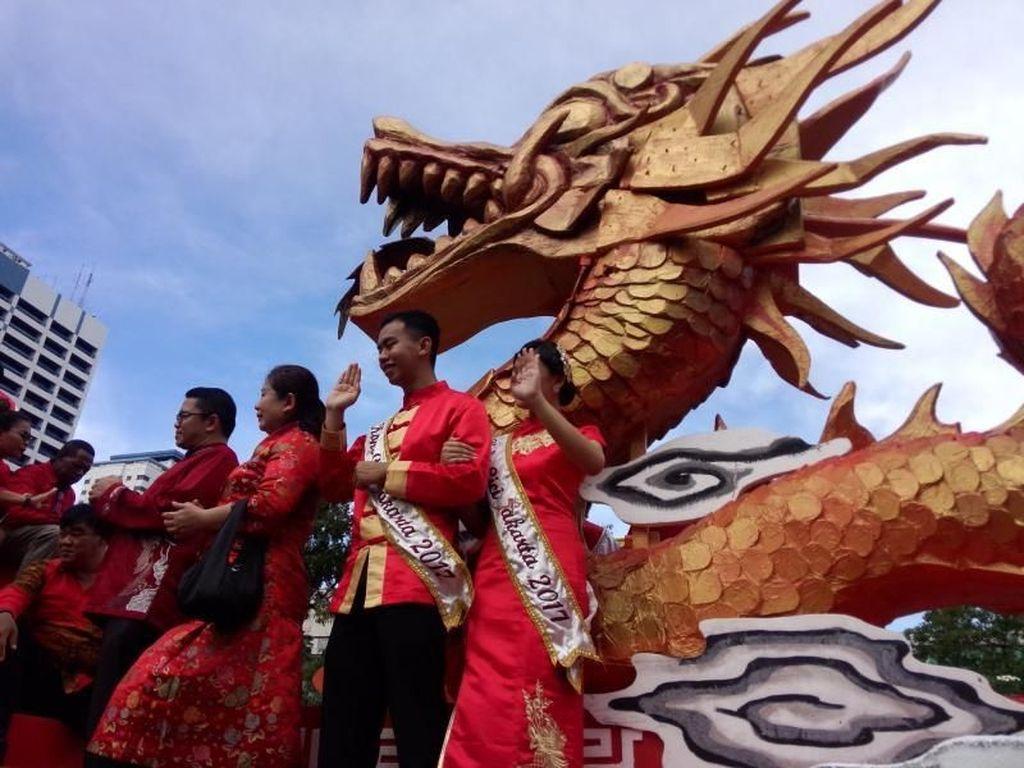Mengenang Warna-warni Cap Go Meh di Jakarta 2018