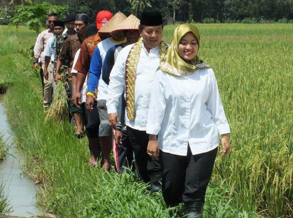 Cawagub Nunik: Kita Akan Bawa Amanah Rakyat di Pedesaan