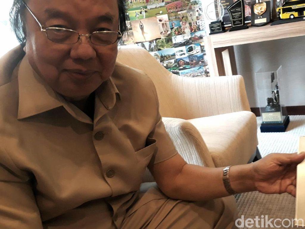 Berapa Duit yang Dibagikan Orang Terkaya Indonesia Keliling Dunia?