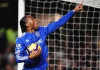Didier Drogba, pemain Afrika yang jadi legenda di Chelsea