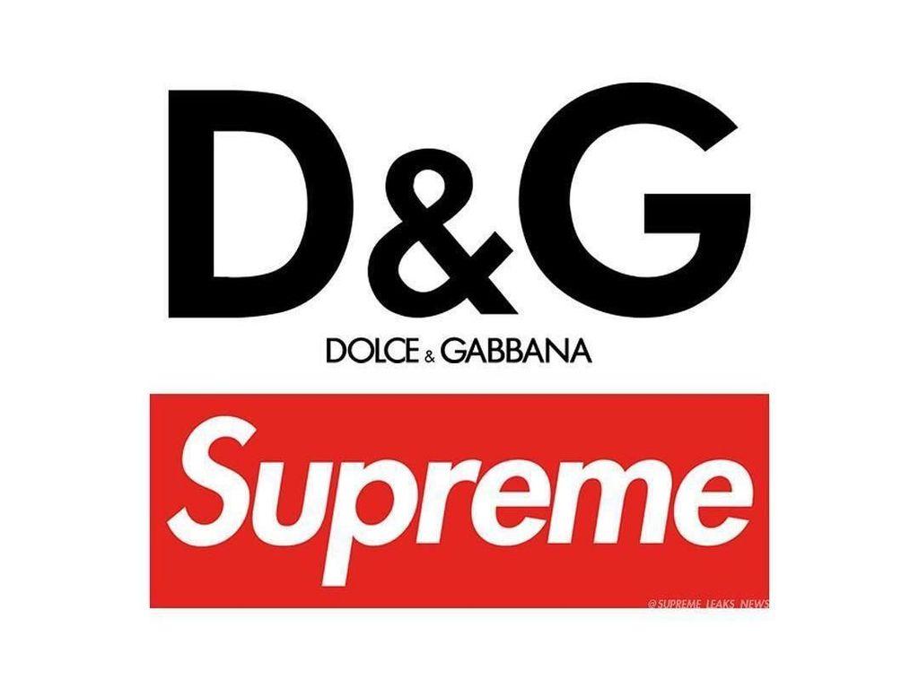 Setelah Louis Vuitton, Supreme Rilis Koleksi Mewah Bareng Dolce & Gabbana?