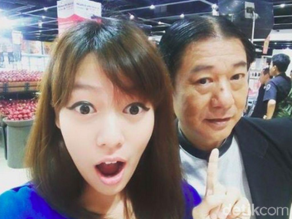 Chef Harada Meninggal Dunia saat Putrinya akan Menikah