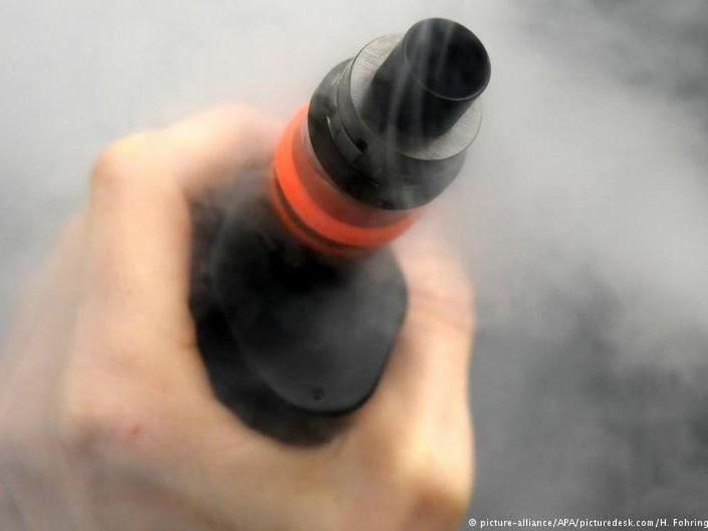Rokok Elektronik Berisiko Merusak Hati