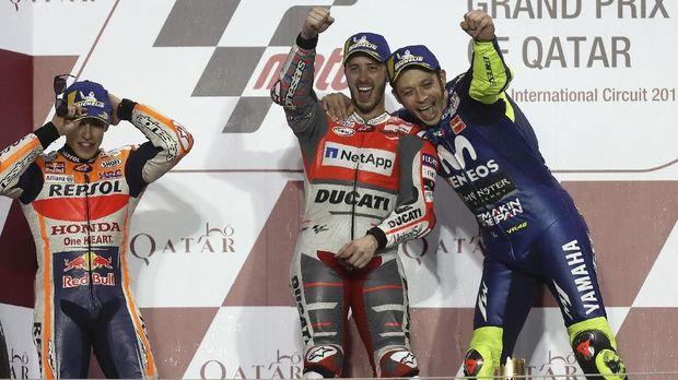 Valentino Rossi yakin Jorge Lorenzo bisa tampil lebih baik di Sirkuit Jerez.