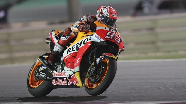 Marc Marquez mendapatkan sorotan karena ia menabrak Valentino Rossi dan mendapatkan sejumlah hukuman dalam dua minggu terakhir.