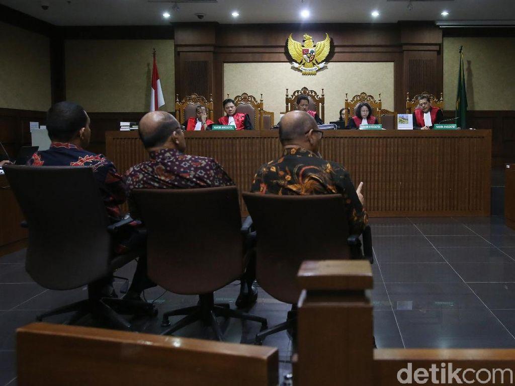 Ahli Sebut Hakim Bisa Nyatakan Kerugian Negara Kasus Korupsi