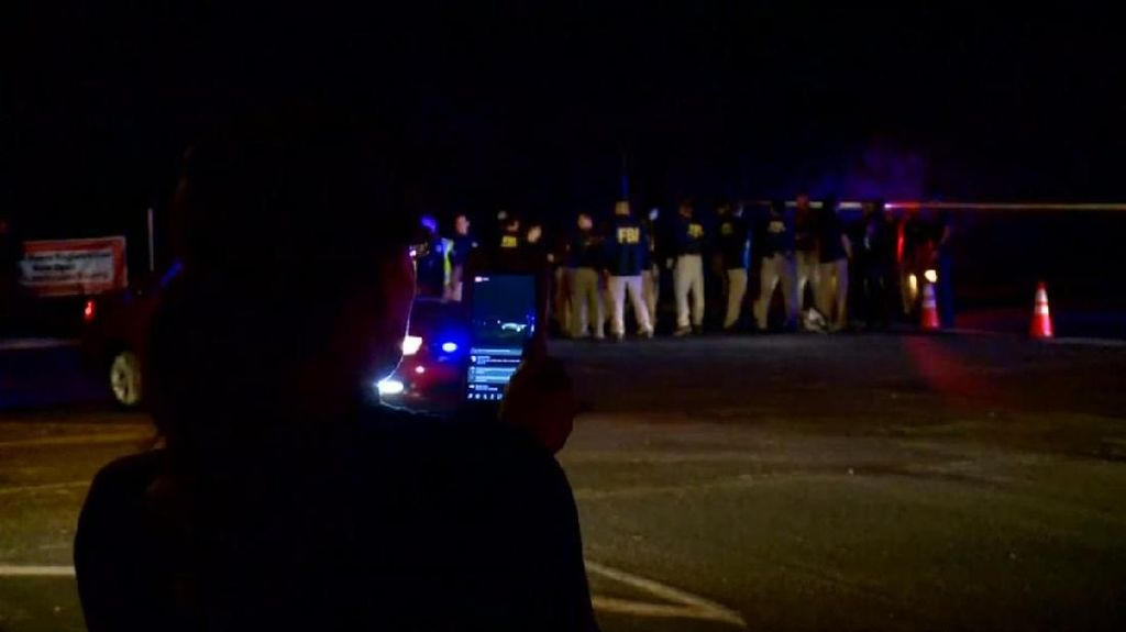 Texas Diserang Bom, 2 Orang Luka-luka