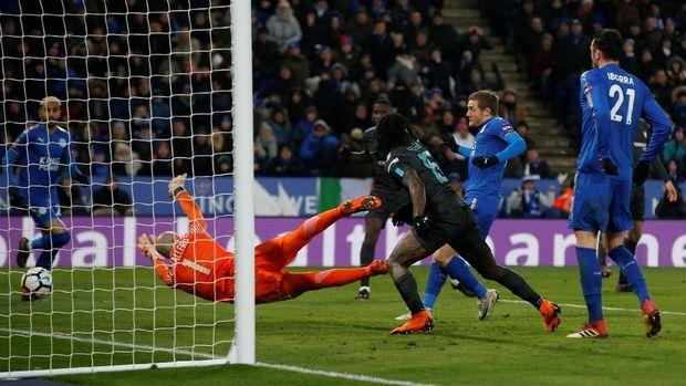 Chelsea ke Semifinal Piala FA Usai Kalahkan Leicester