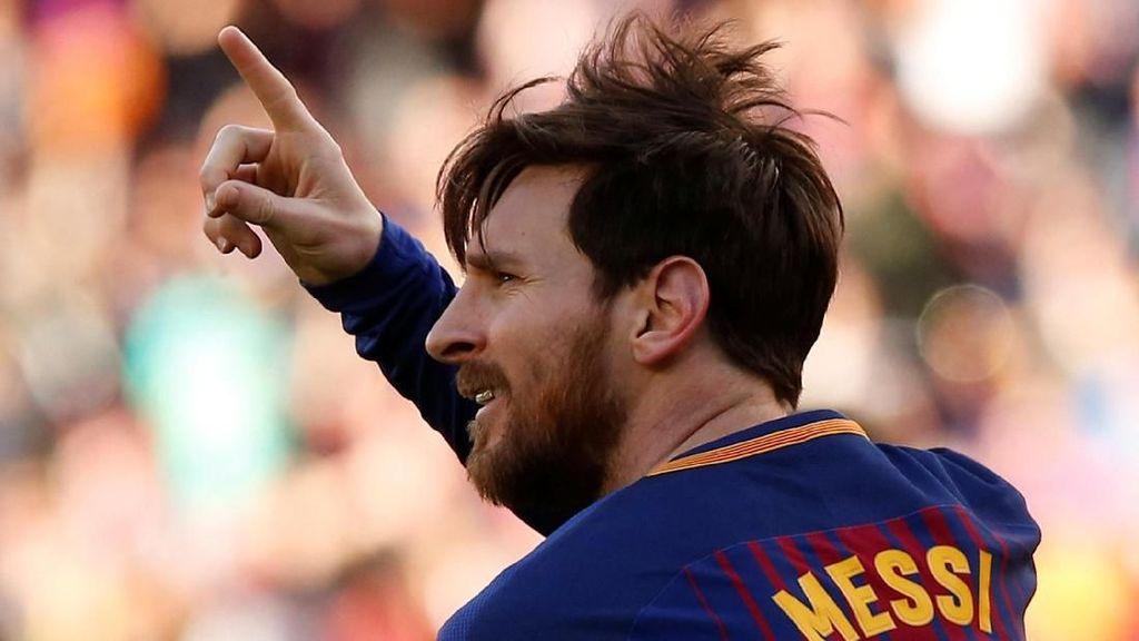 Pesan untuk Messi dari Oprah Winfrey