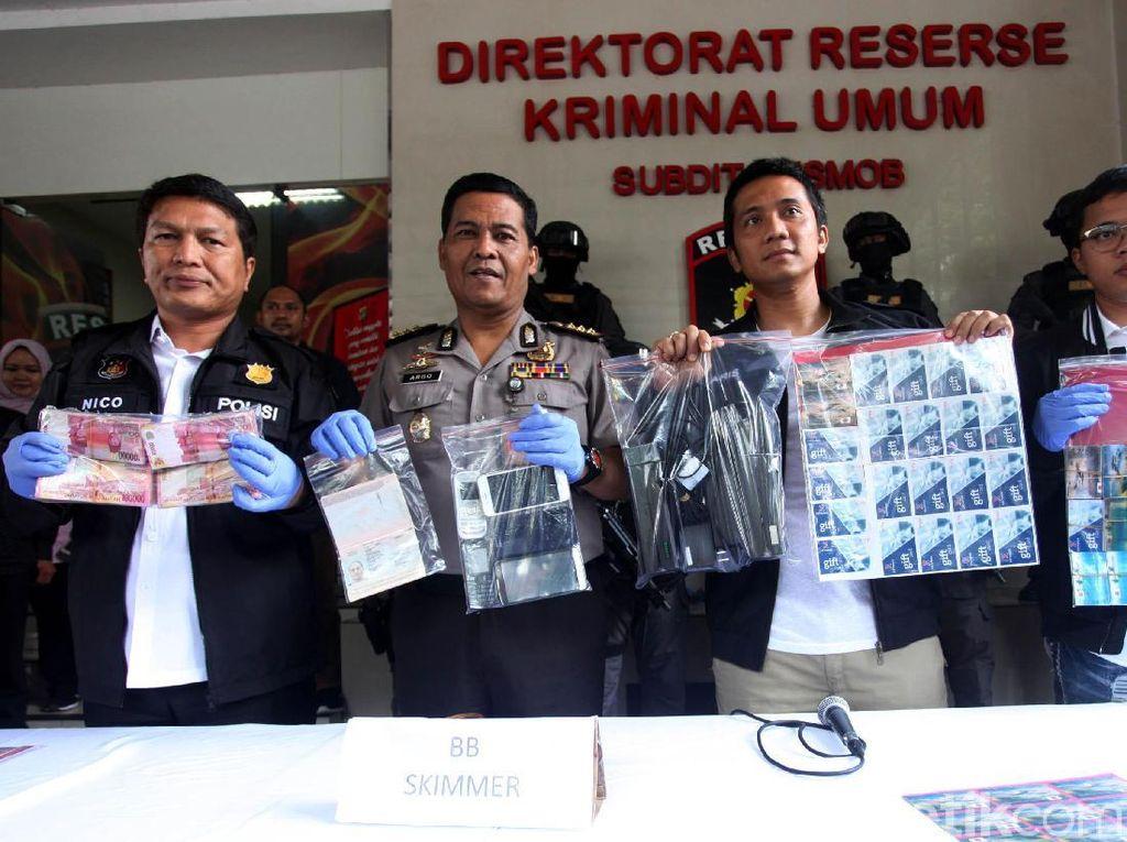 Marak Kasus Skimming, Polisi Perketat Pengawasan WNA di Bandara