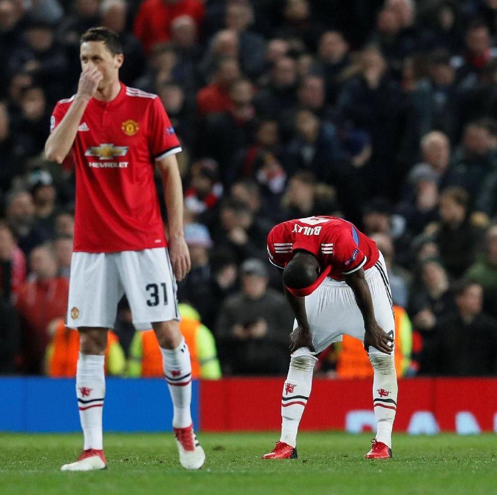 Matic: Trofi Piala FA Tetap Tak Bisa Menyelamatkan Muka MU