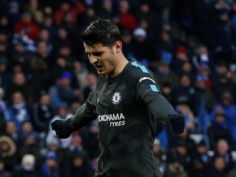 Morata Ungkap Pentingnya Arti Piala FA untuk Chelsea