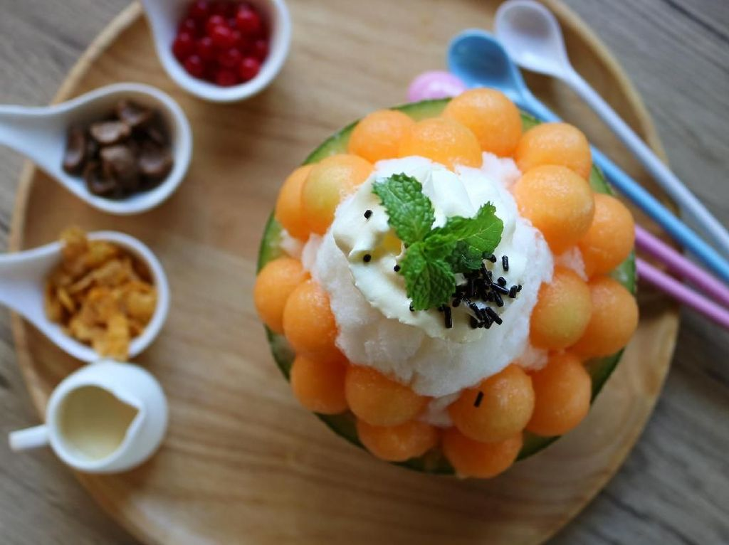 Patbingsu, Es Campur Legendaris Korea yang Selalu Bikin Puas