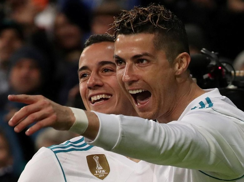 Cristiano Ronaldo Biasa Tampil Tajam