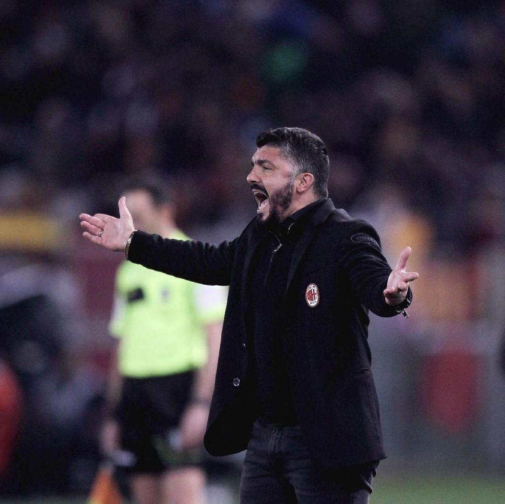 Gattuso: Pemain Milan yang Tak Punya Komitmen Pulang Saja