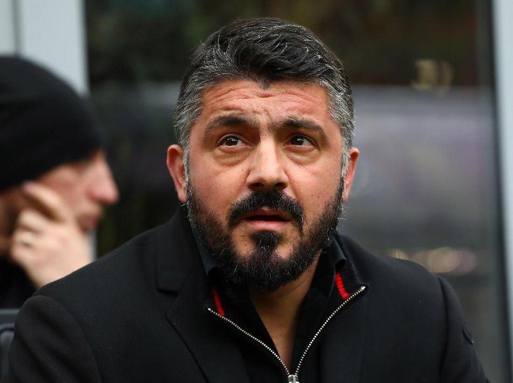 Milan Siap Bicarakan Kontrak Baru Gattuso