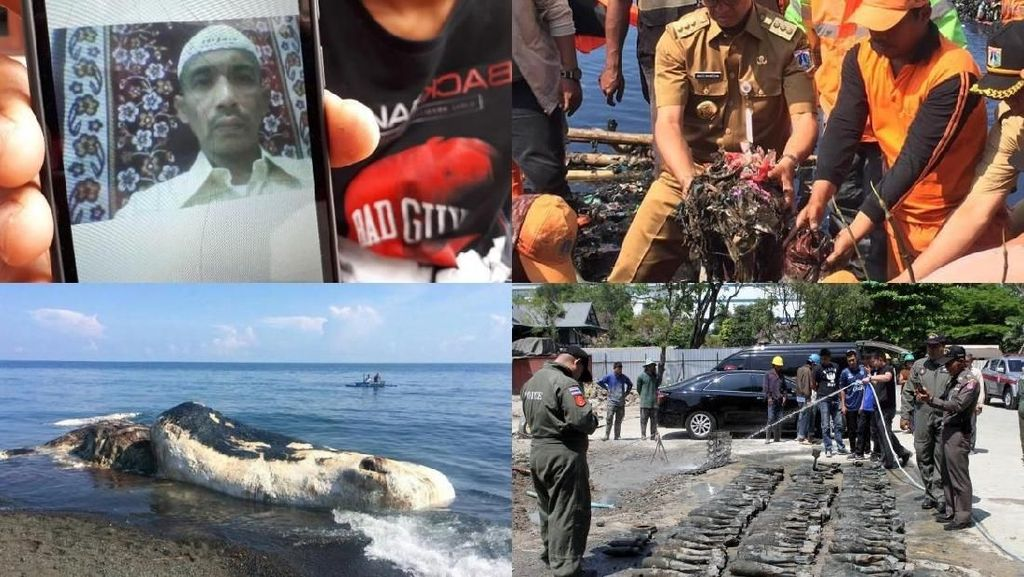 Deretan Berita Heboh: TKI Dipancung hingga Ular Masuk Warung Padang