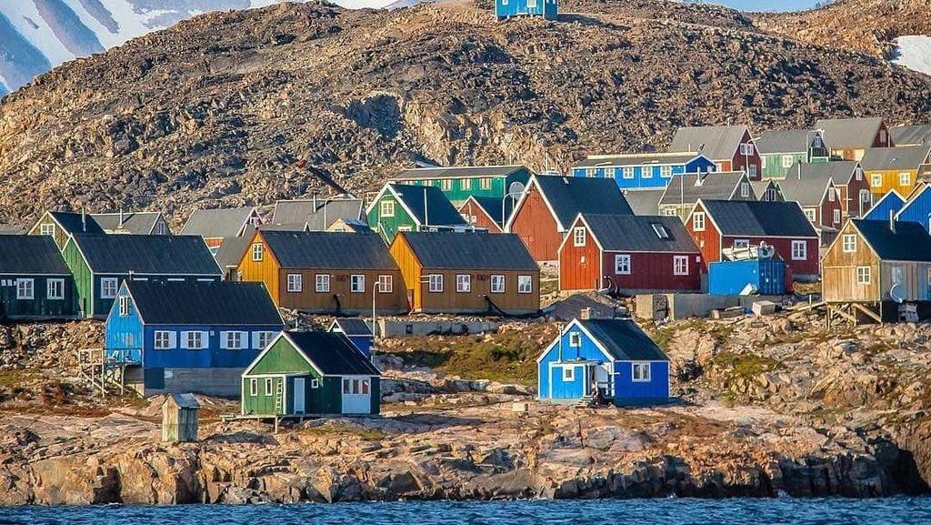Kisah Kota yang Lautnya Membeku 9 Bulan