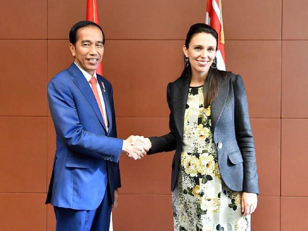 Dubes Klarifikasi Kabar Jokowi Tak Hormati PM Saat di Selandia Baru