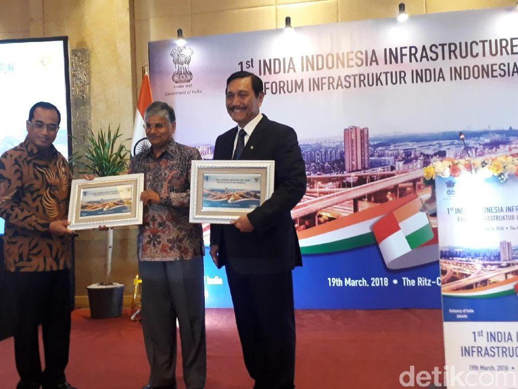Ini Proyek Infrastruktur RI yang Akan Ditawarkan ke India