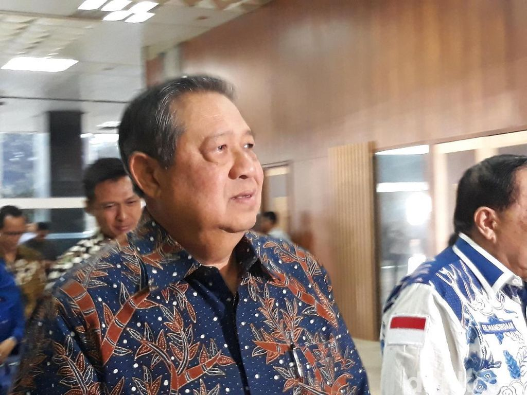 SBY Sebut Aparat Tidak Netral, KPU: Itu Pesan Mengingatkan