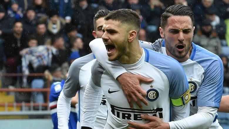 Direktur Inter: Tak Lolos ke Liga Champions Bukan Kegagalan